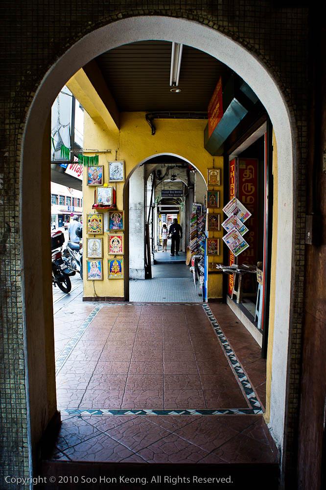 Pavement @ KL, Malaysia