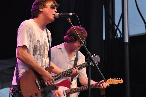 Chris Page at Ottawa Bluesfest 2010