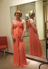 Abendkleid (Marie-Christine.TV) Tags: lady evening tv feminine tgirl transvestite gown feminin breuninger abendkleid mariechristine