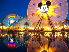 102_6120 (rpmckay) Tags: world color disneyland disney mickey dca disneylandresort wonderfulworldofcolor worldofcolor funwheel mickeyfunwheel