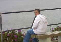 Sean taking a break (DrDave1000) Tags: boy sean 13yo