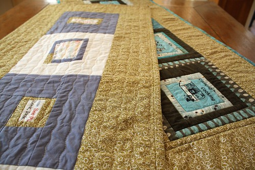 Final Quilting