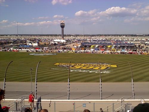 My NASCAR Experience :)