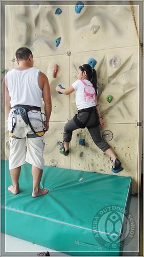 20100707阿魯巴攀岩課程夏令營399