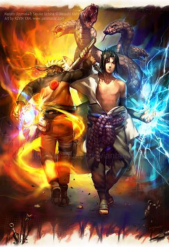 naruto shippuden rasengan vs chidori. Naruto Rasengan Vs Sasuke