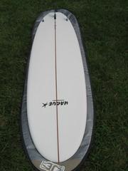 9' Dave daimond bottom (Hague Surfboards) Tags: surfboard lewesde diamondpattern mikehaguesurfboards haguesurfboards mikehague customshaper