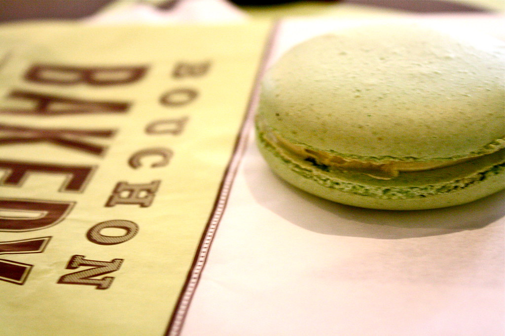lunch at bouchon bakery