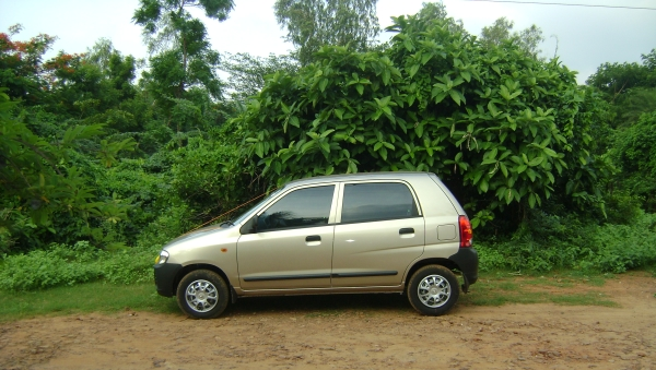 Our New Car - Maruti Alto