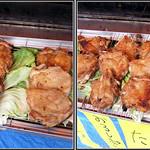 DSCF2324 チキンステーキ chicken steak (parallel 3D) thumbnail