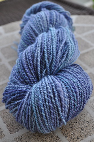 "Zarzuela's Fibers ""Study in Blues"" BFL"