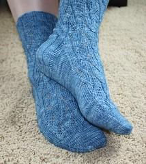 Pas de deux socks PDF