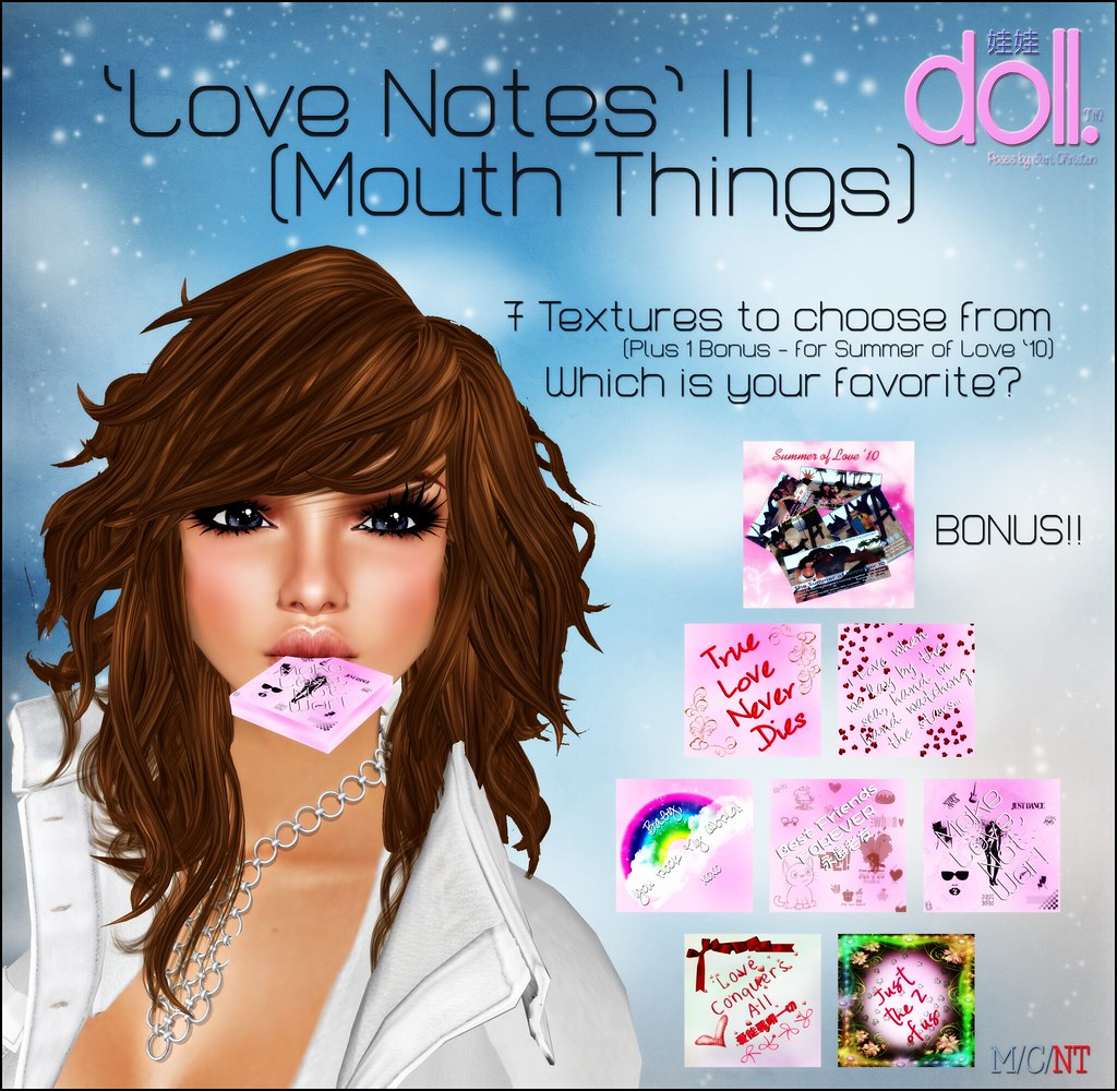 [doll.]™ Love Notes II