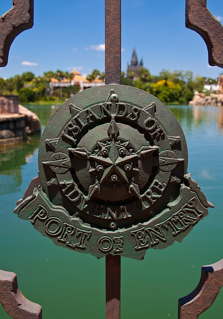 Islands of Adventure - Port of Entry