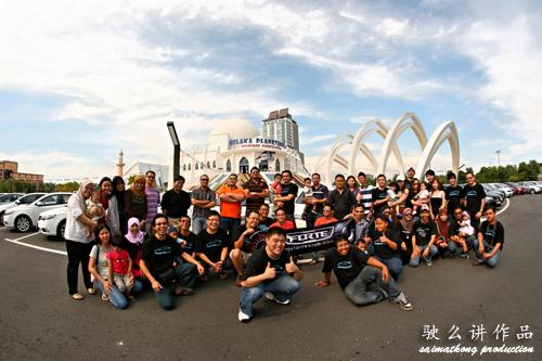 Photo Shoot at Planetarium Melaka