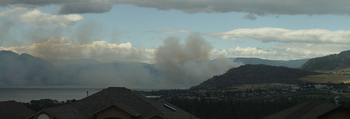 Fire @ Peachland, 2010