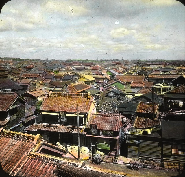 Rare Look at Japan - Hand Colored Photographs from the 1920s - BrainPickings