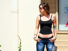 Lydia the Tattooed Lady
