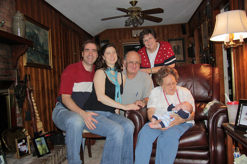 Four generations on July 4
