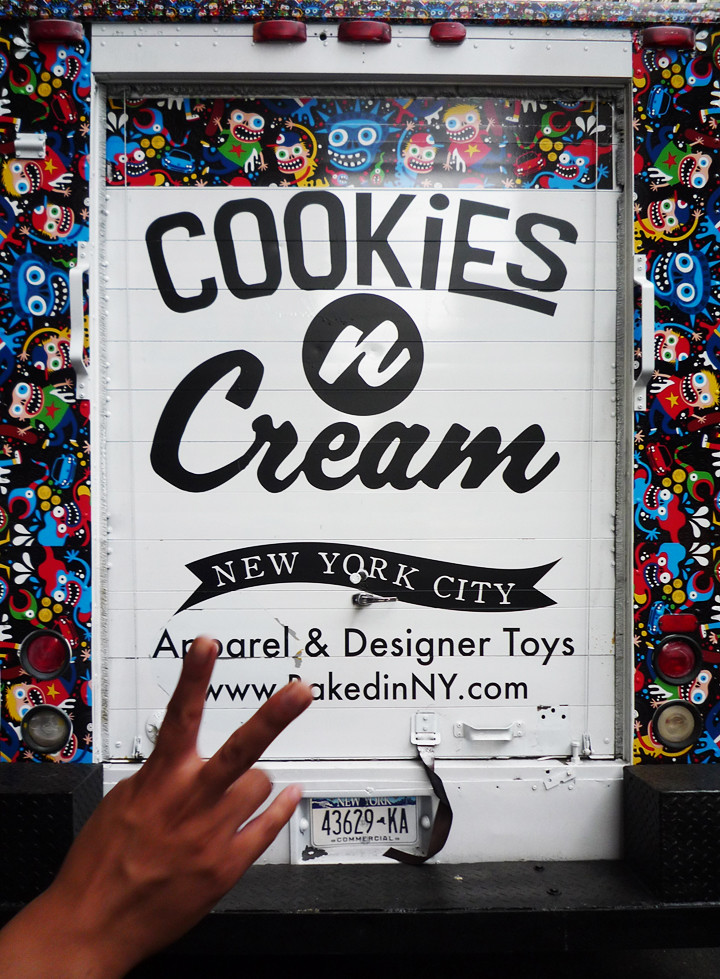 Cookies n Cream NYC