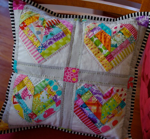 The Pillow Talk {swap} finished