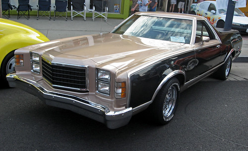 1978 ford ranchero front 3q