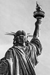 The Back Up (Nellshine) Tags: new york city nyc newyorkcity usa newyork statue america liberty back view united rear states statueofliberty mywinners