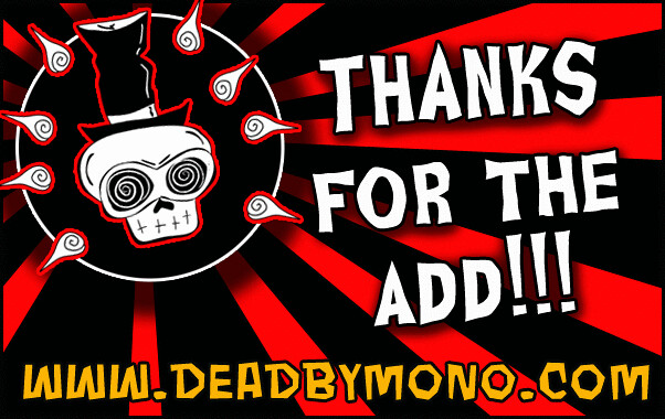 DEAD BY MONO RECORDS