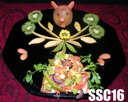 SSC16-Kiwi summer salad