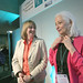 Helena Herklots of Age UK meets Professor Florence Clark of USC