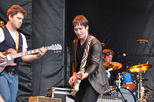 Brothers Chaffey at Ottawa Bluesfest 2010