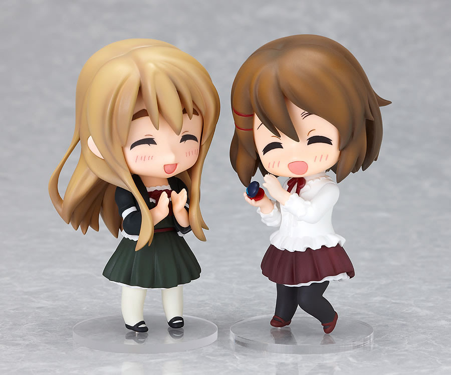 Nendoroid K-ON! Yui & Tsumugi Live Stage Set - 04