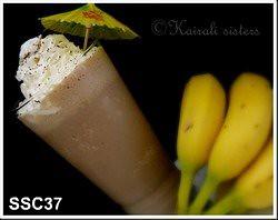 SSC37- Banana milkshake