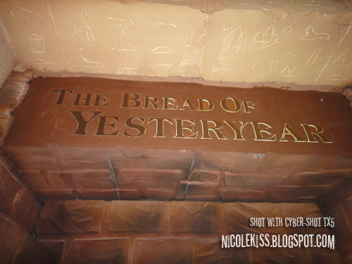 the bread of yesteryear
