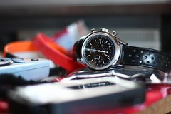 TAG Heuer (ComfortablyNumb...) Tags: canon 50mm bokeh tag watch ii automatic mk2 f18 18 ef chronograph carrera heuer mkii 118 40d