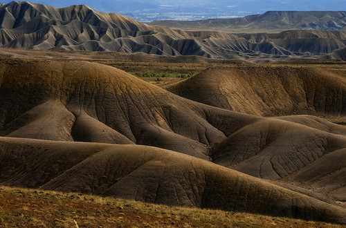 Adobe Badlands