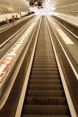 Budapest (Baudewijn) Tags: metro escalator budapest ter roltrap boedapest kossuth baudewijn