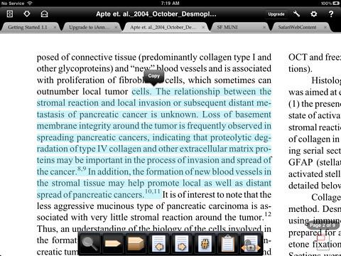 iRead PDF, a Free iPad PDF Reader