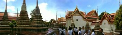 Wat Pho Temple grounds, Bangkok