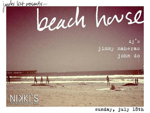 beach house venice beach