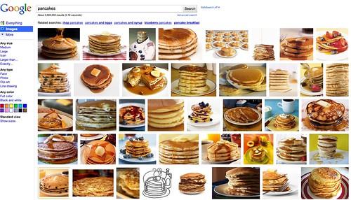 New Google Images Design