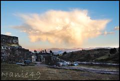 Puca Pucara, Cuzco, Peru. (nanie49) Tags: peru southamerica inca cuzco nikon pierre cusco pluie nuage sitios pérou archéologie amériquedusud pucapucara americadelsur d80 flickraward