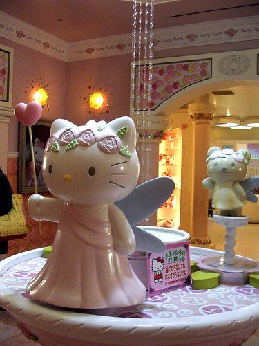 Hello Kitty House 29