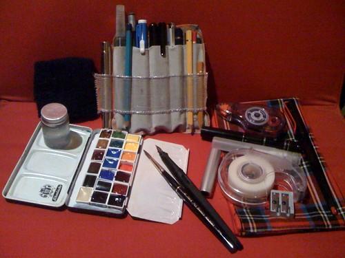 My full art kit