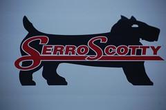 Woof! (roadmaven) Tags: retro rv camper traveltrailer scottydog hilander serroscotty serroscottyworldwide