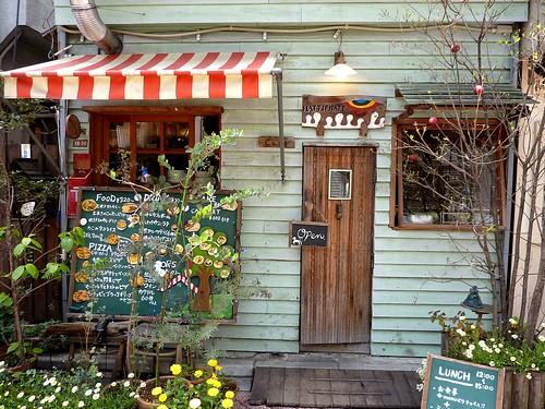高円寺可愛的小咖啡館HATTIFNATT