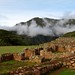 Chinchero at Sunset