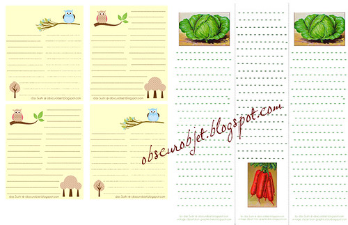 printable shopping lists