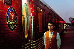 Maharajas' Express (Train Chartering & Private Rail Cars) Tags: indiantrain privatetrain privaterailcar chartertrain traincharter trainchartering privatecarriage luxurytravel luxurytrain luxurytrainclub indianluxurytrain maharajasexpress