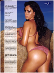 Sagia Castaneda smooth girl magazine pictures