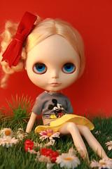 the lovely Clara!